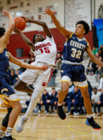 Gallery: Boys Basketball Everett @ Cascade